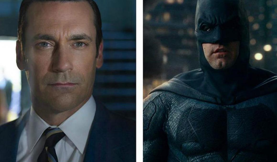 Ο Τζον Χαμ θέλει να παίξει τον Batman. Γιατί όχι;