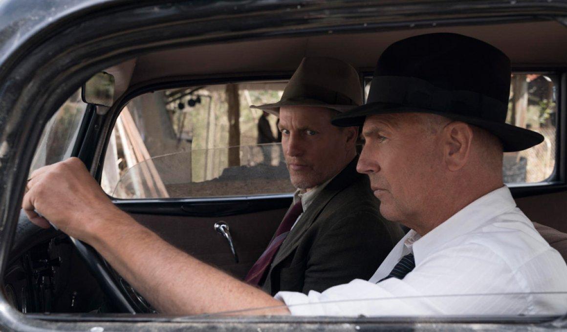 Κέβιν Κόστνερ και Γούντι Χάρελσον στα ίχνη των Bonnie και Clyde