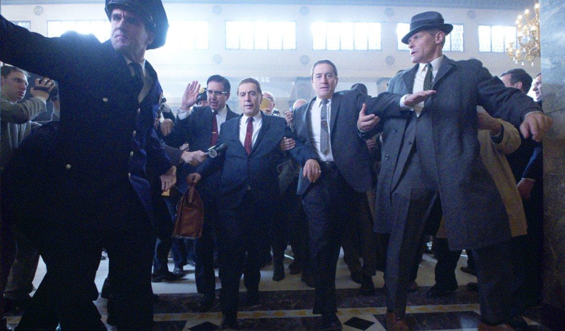 """Επιτέλους, τρέιλερ για το """"The Irishman"""" του Μάρτιν Σκορσέζε!"""