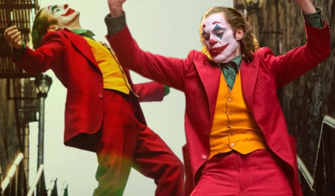 """""""Ο Γιόακιν Φοίνιξ χορεύει καταπληκτικά!"""""""