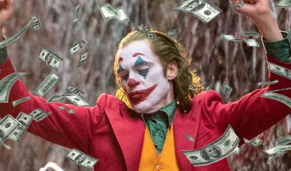 Ο Joker σαρώνει εισπρακτικά ρεκόρ