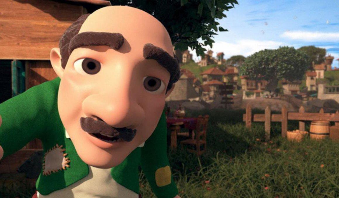 Ο Καραγκιόζης γίνεται 3D animation ταινία