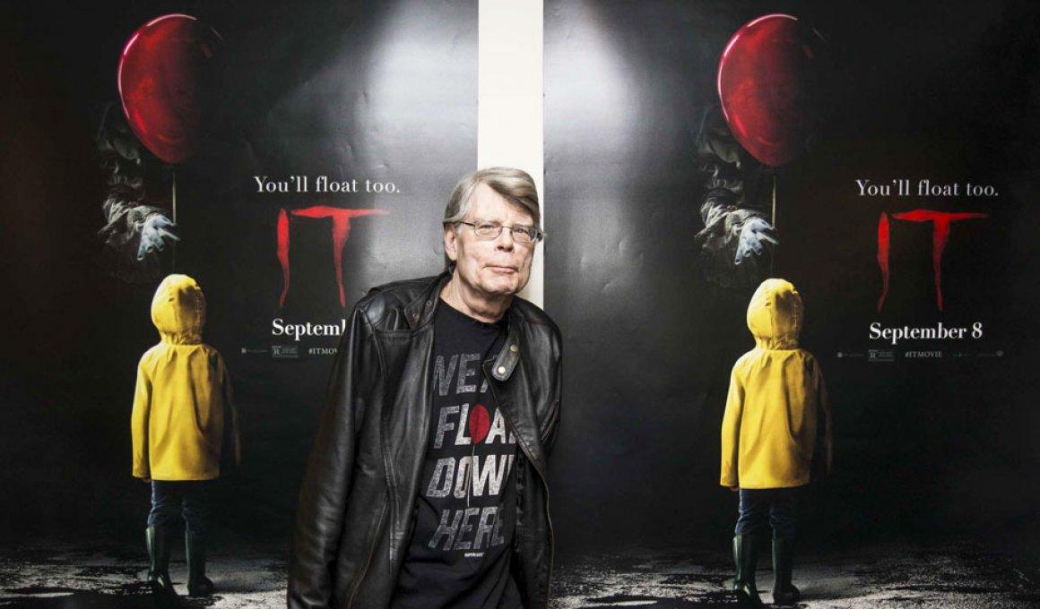 Εταιρεία πληρώνει 1300 δολλάρια για να δεις 13 ταινίες του Στίβεν Κινγκ