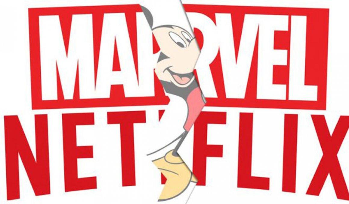 Η Disney αποσύρει και επίσημα το Marvel υλικό από το Netflix