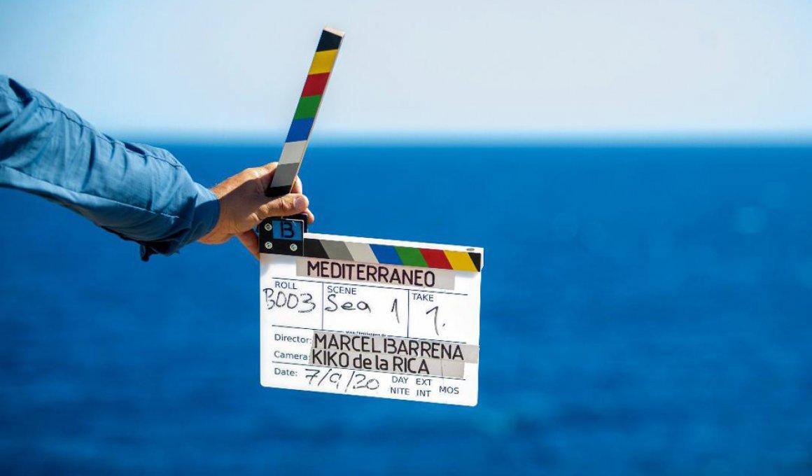 """Mediterraneo"": Άλλη μια ευρωπαϊκή παραγωγή γυρίζεται στην Ελλάδα"