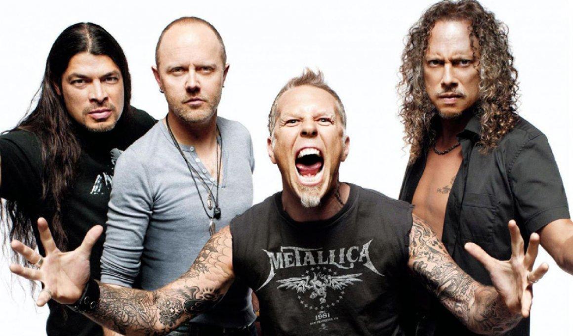 """Οι Metallica διασκευάζουν το """"Nothing else matters"""" για ταινία της Disney"""