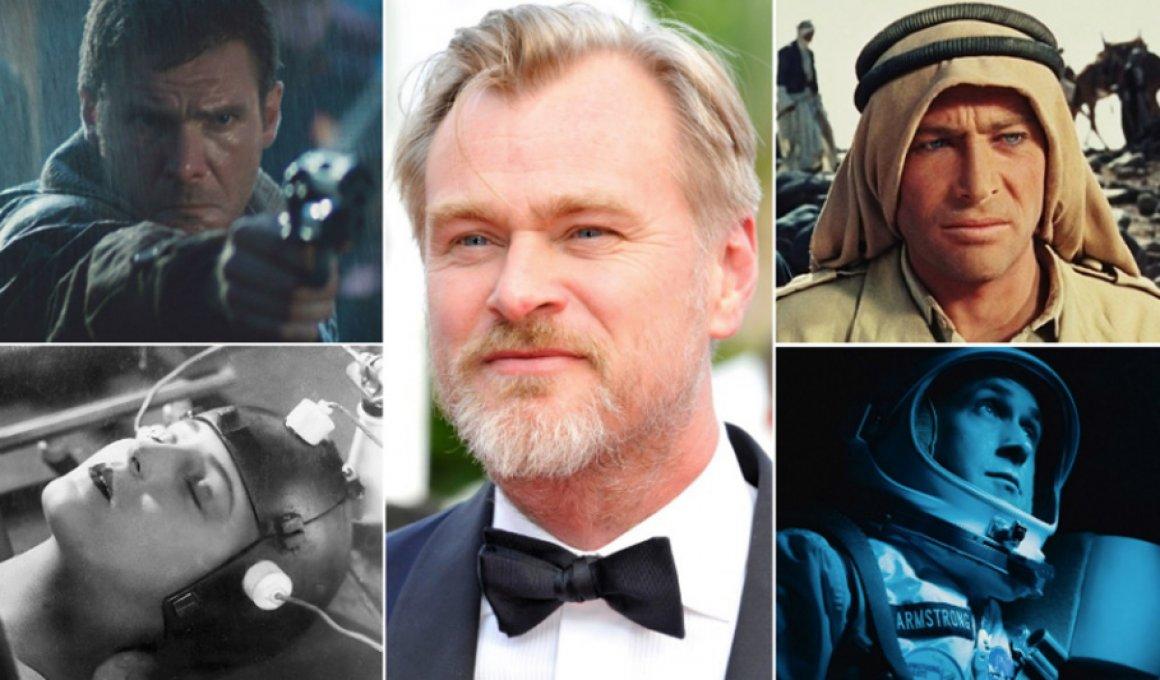 Ο Κρίστοφερ Νόλαν προτείνει 30 ταινίες που οφείλεις να έχεις δει