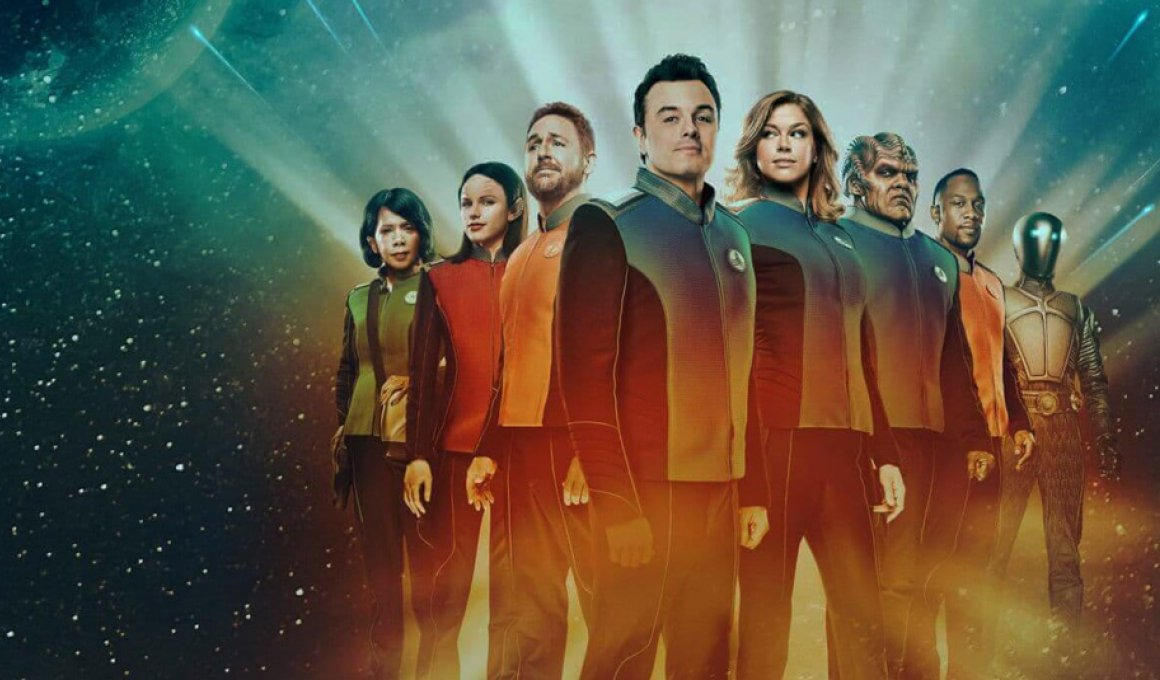 """The Orville"" season 2: Βελτιωμένο"