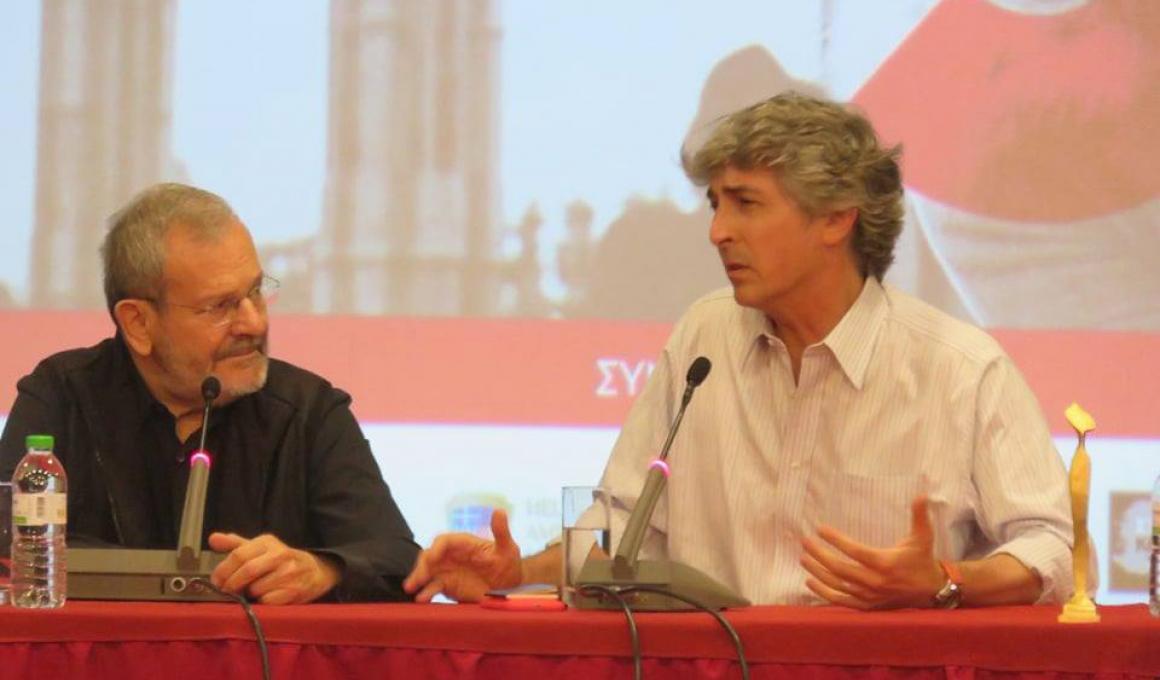 """Πανόραμα 17 - Αλεξάντερ Πέιν: """"Εύχομαι ο Λάνθιμος να ξανακάνει ελληνικές ταινίες"""""""