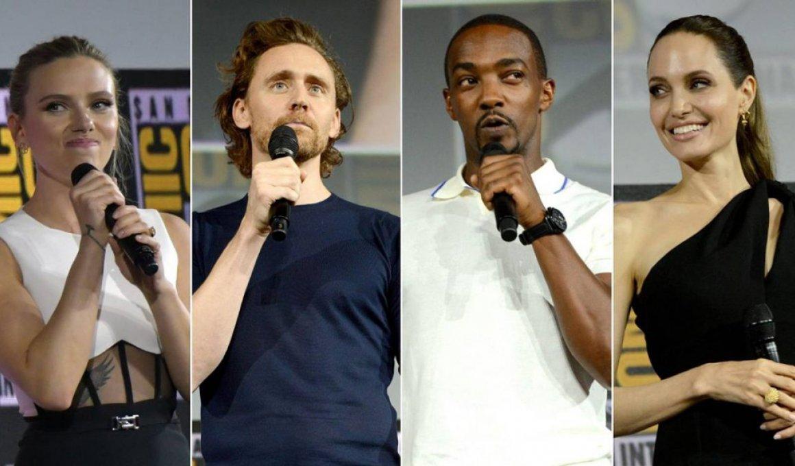 Aυτή είναι η 4η φάση για το Marvel Cinematic Unverse