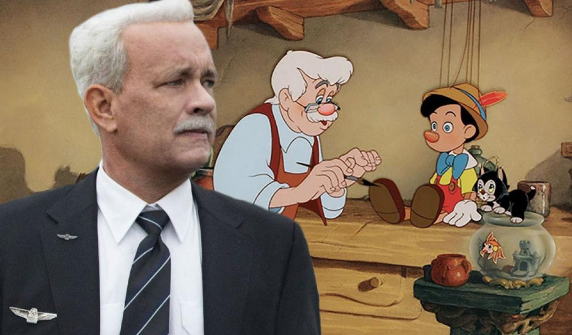 Η Disney θέλει τον Τομ Χανκς για Τζεπέτο