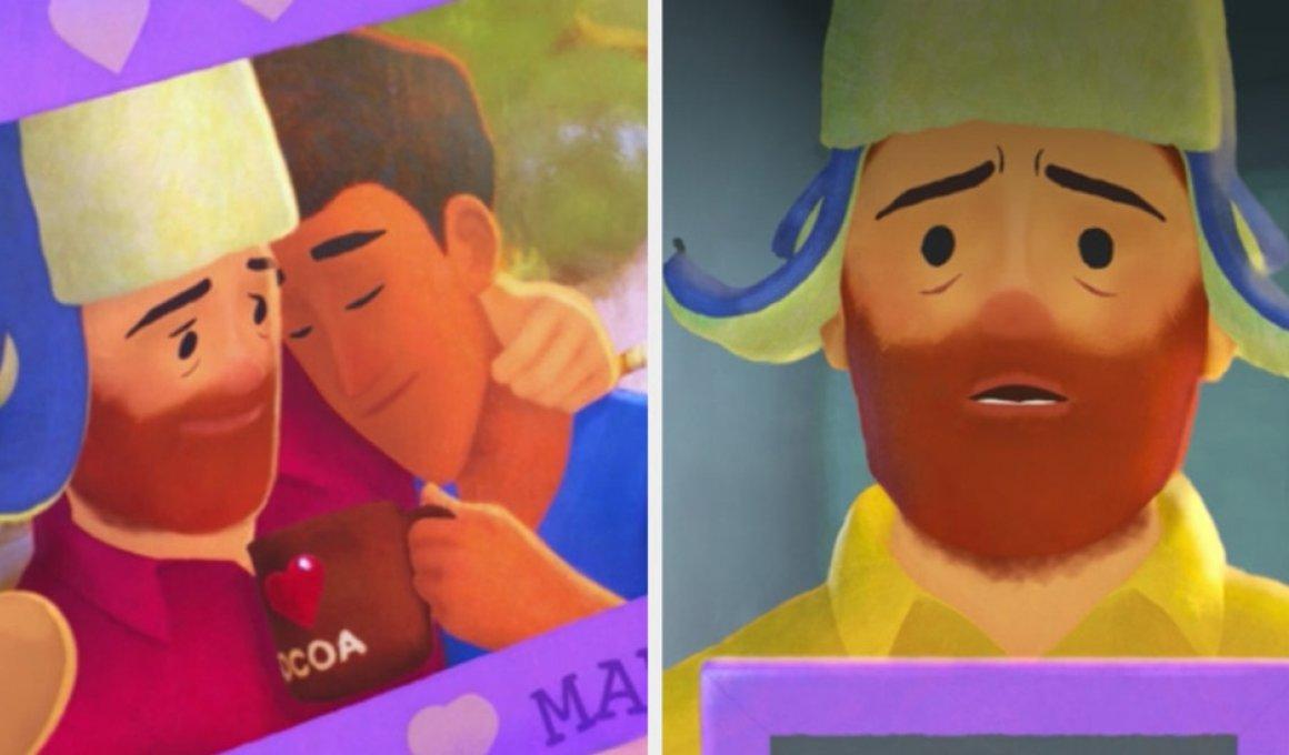 Ο πρώτος gay πρωταγωνιστής της Pixar είναι γεγονός