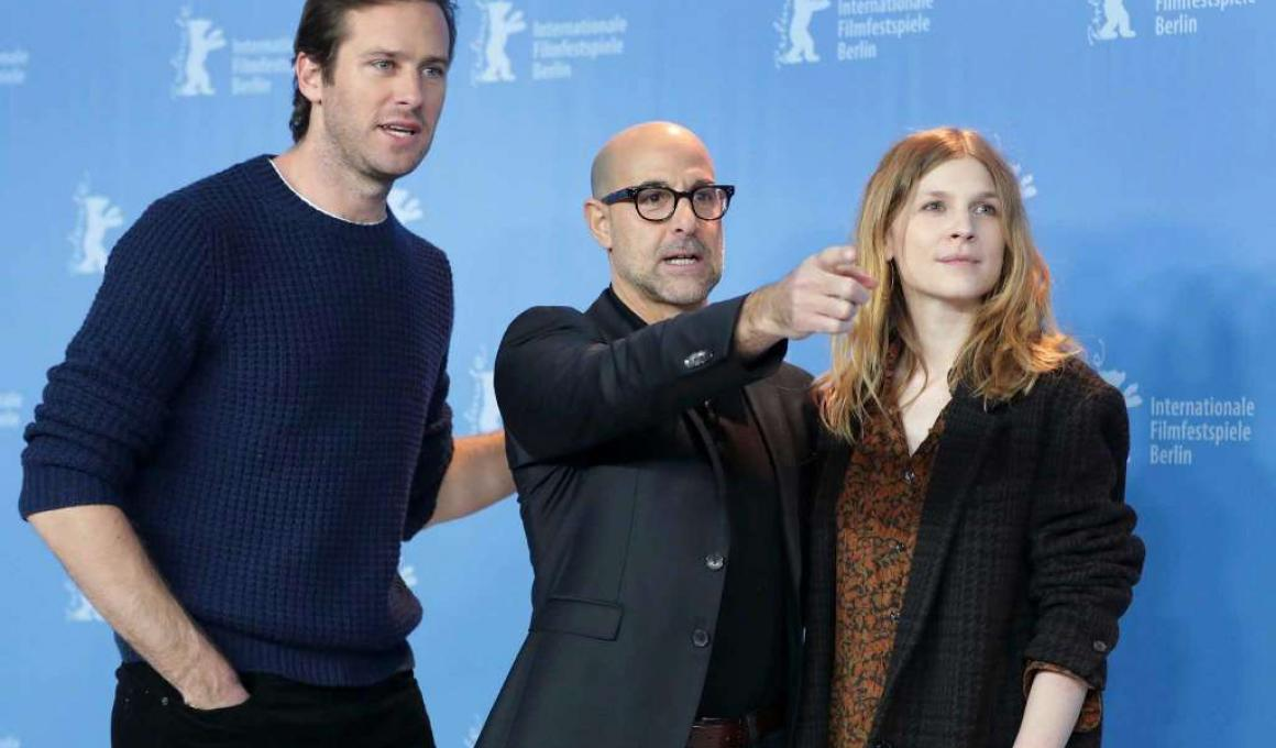 "Berlinale 17 - Άρμι Χάμερ: ""Τένις με το είδωλό μου!"""