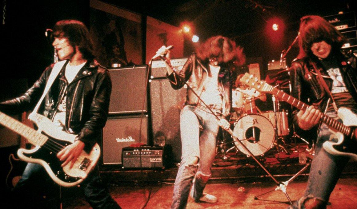 Οι Ramones στο Άστορ