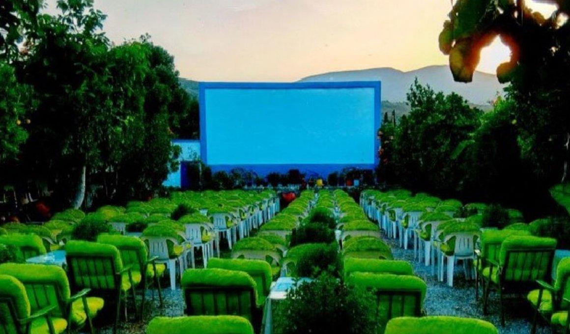 Το MOVE IT πάει θερινό σινεμά: Cine Rex - Σάμος!