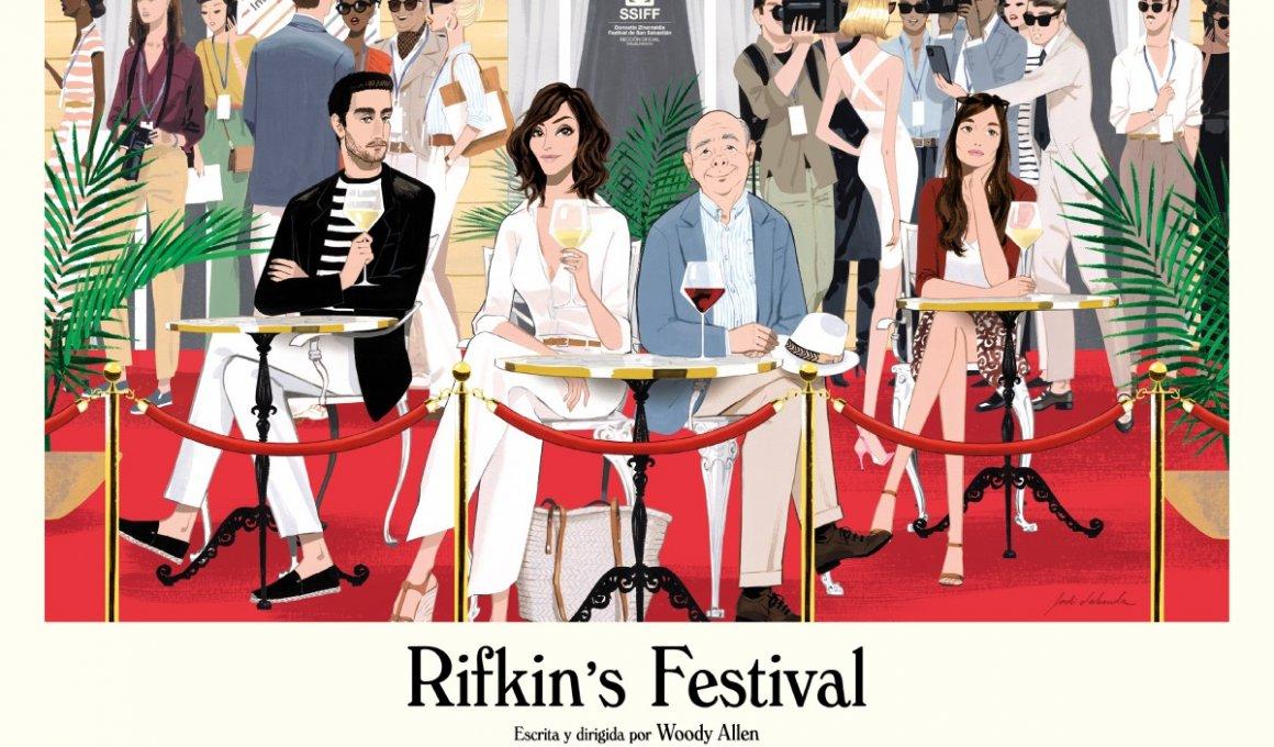 rifkin's festival woody allen