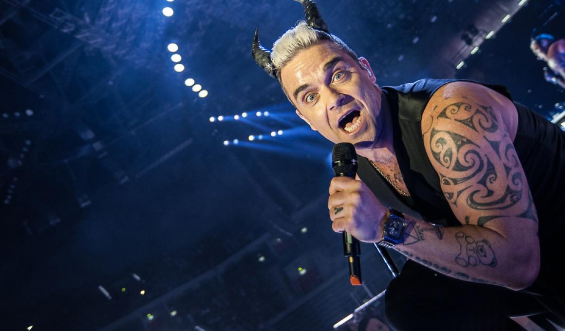 Θα καλοπεράσεις στον Robbie Williams
