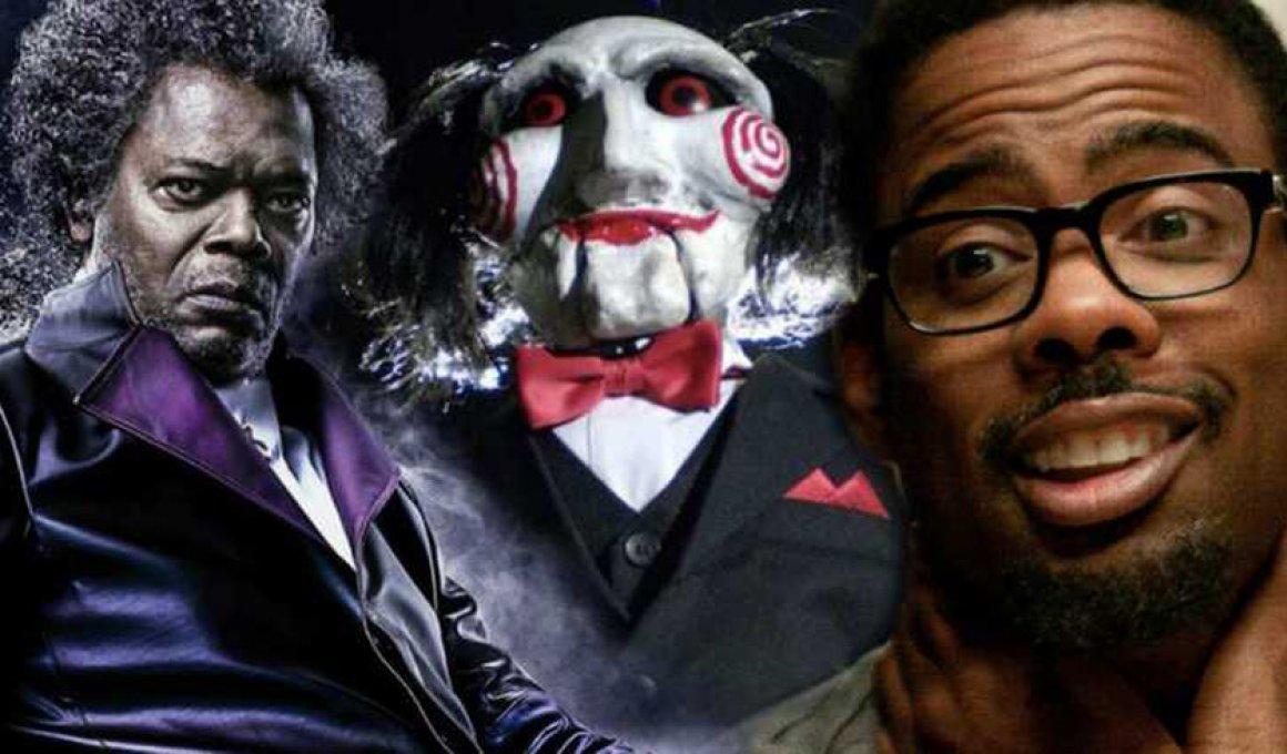 Σάμουελ Τζάκσον & Κρις Ροκ στο νέο Saw!