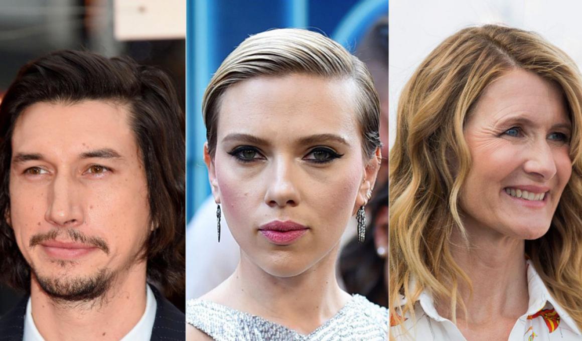 Scarlett Johansson & Adam Driver To Star In Noah Baumbach's Next Movie