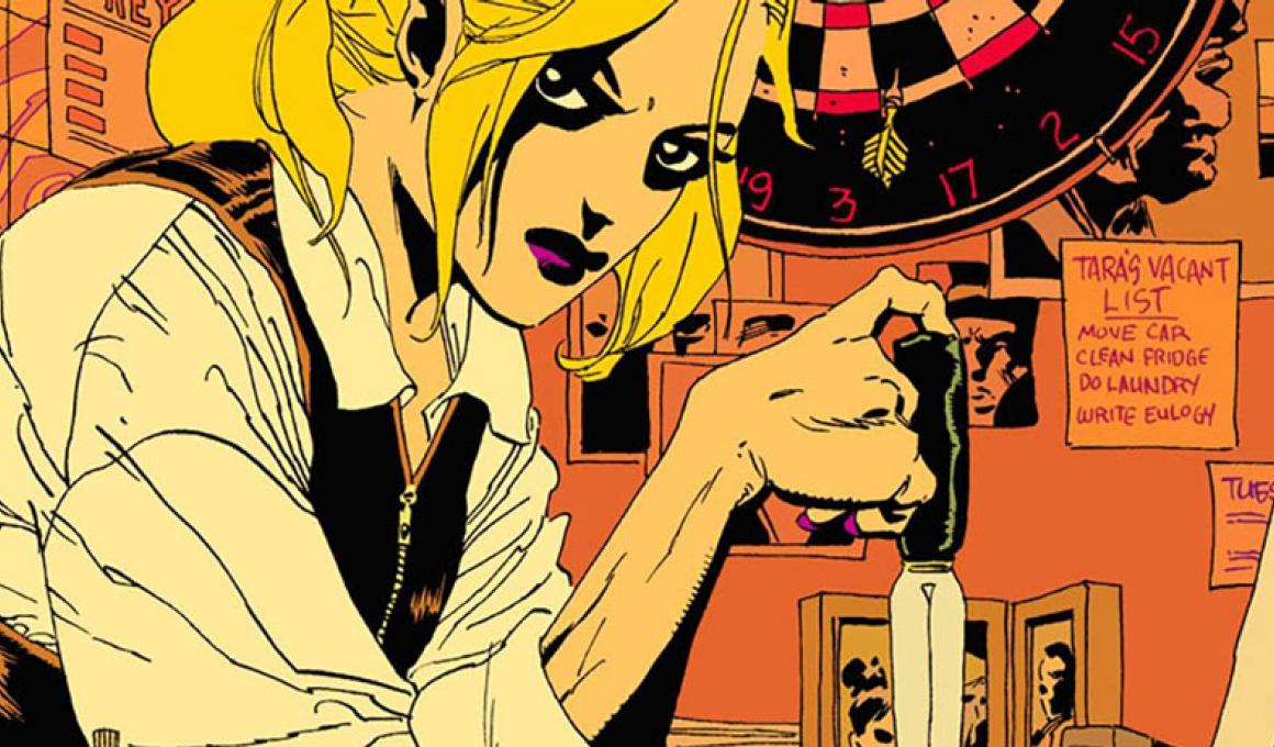 Ο Ρίντλεϊ Σκοτ στον χώρο των κόμικ...