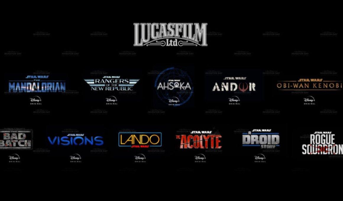 Aυτά είναι τα 10 Star Wars πρότζεκτ που θα στριμάρουν στο Disney+