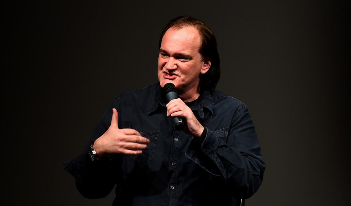 Quentin Tarantino And JJ Abrams Are Making A STAR TREK Movie Together