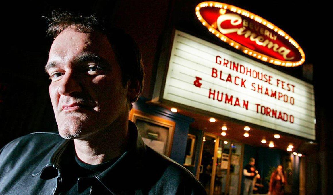 Ο Κουέντιν Ταραντίνο έγινε και κριτικός κινηματογράφου