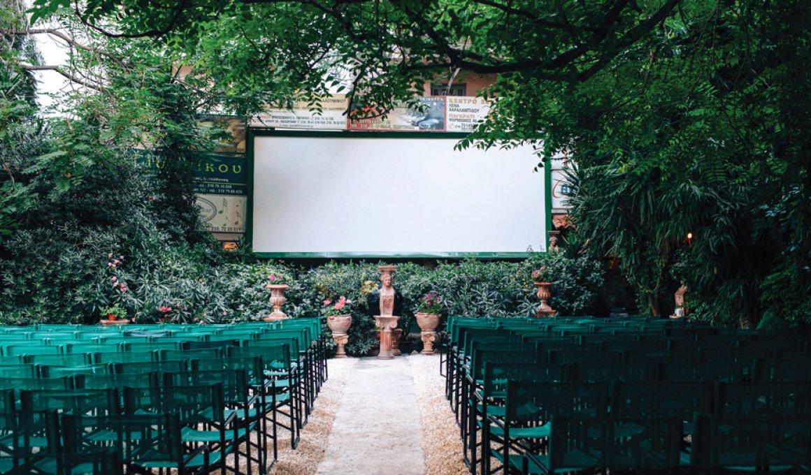 Θερινά σινεμά: Πληρότητα στο 75%, χωρίς διάλειμμα οι προβολές