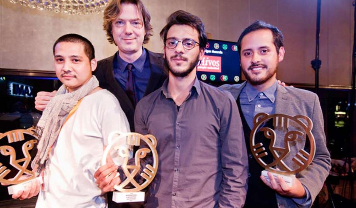 tiger awards 2015