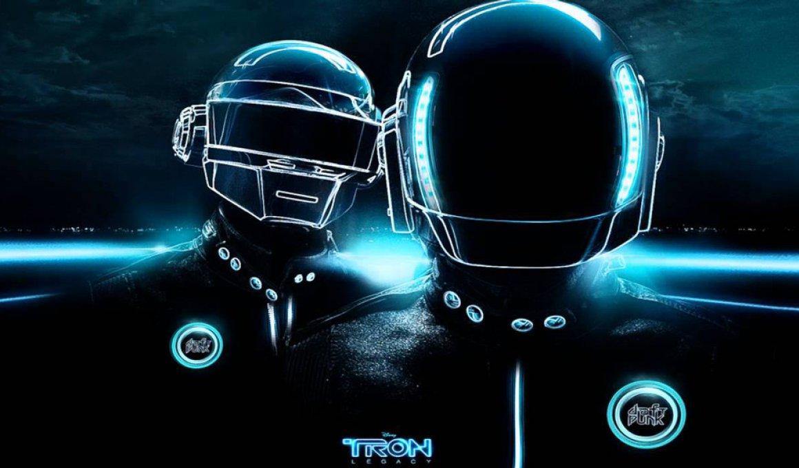 Oι Daft Punk επιστρέφουν στο νέο Tron