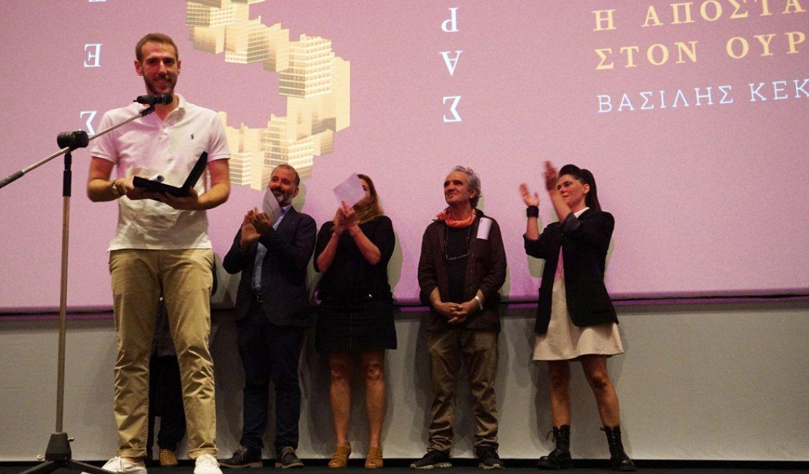Νύχτες Πρεμιέρας 2019: Τα ελληνικά βραβεία