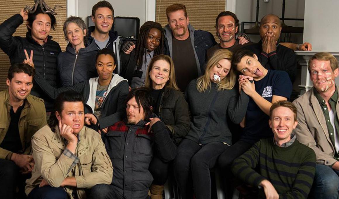 Ξεκινά το 2o μισό για την 6η σεζόν του Walking Dead - Δείτε τα πρώτα 4 λεπτά