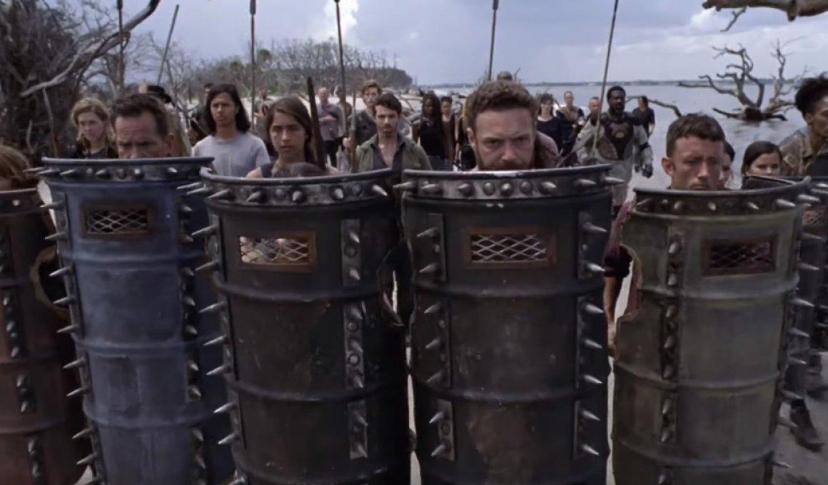 Xορταστικό τρέιλερ για 10η σεζόν The Walking Dead
