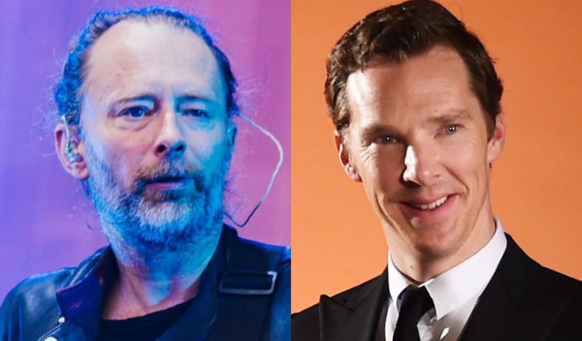 Thom Yorke interviews Benedict Cumberbatch