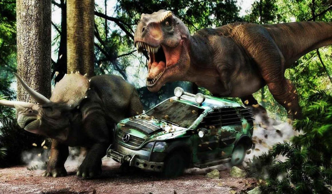 Jurassic World χωρίς αντίπαλο