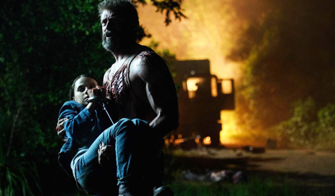 """""""Μόνο του και όλοι τους"""" για το """"Logan"""""""