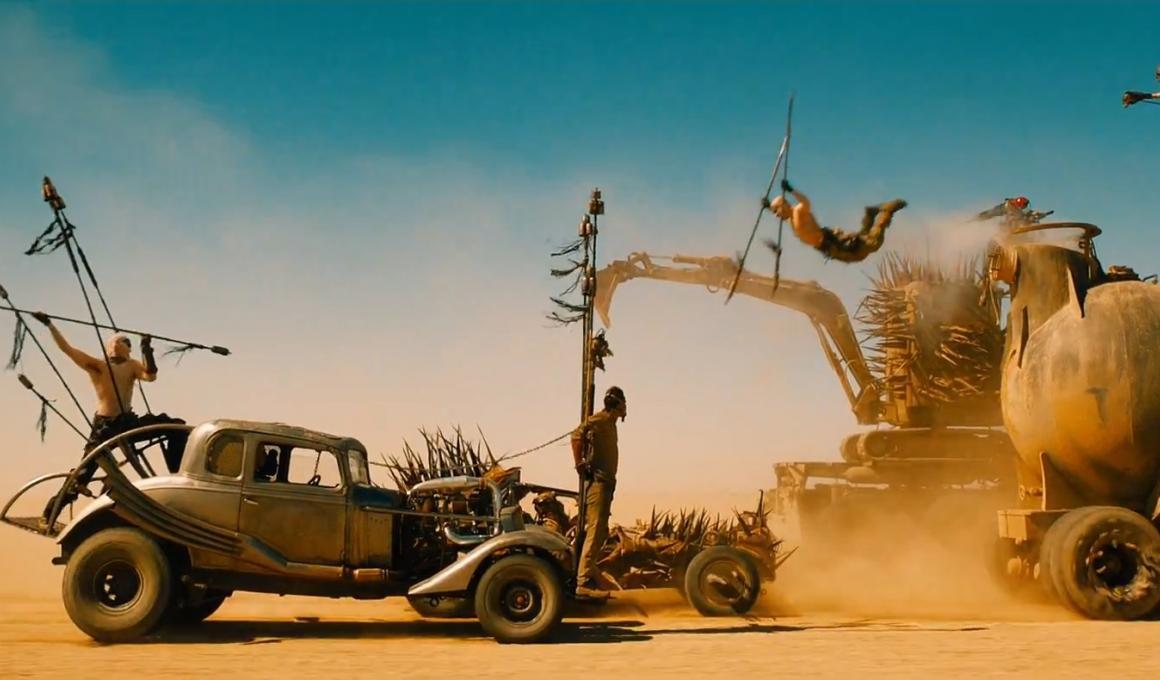"""""""Μόνο του"""" έπαιξε το Mad Max 4 στο ελληνικό box office..."""
