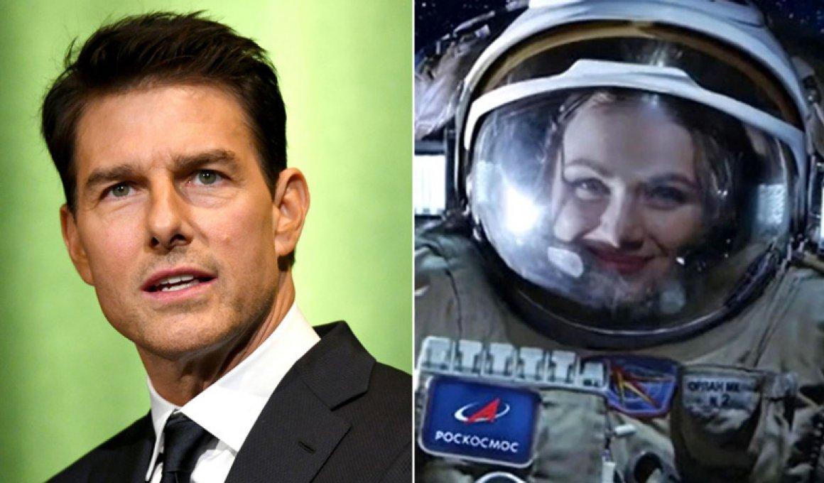 ΗΠΑ vs Ρωσία: Ποιος θα γυρίσει πρώτος ταινία στο διάστημα;