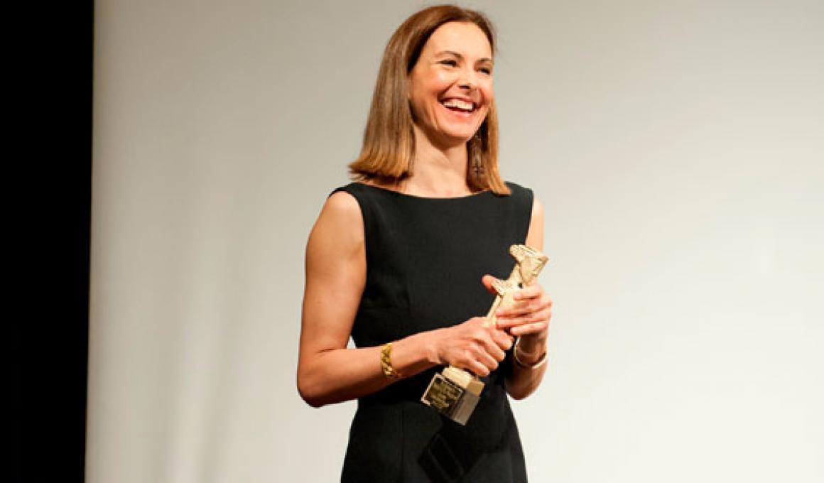 """Φεστιβάλ Γαλλόφωνου Κινηματογράφου 13: Βραβείο στη """"νονά""""!"""