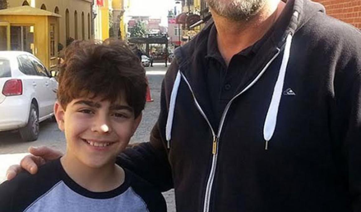 Ποιος είναι ο 11χρονος Έλληνας συμπρωταγωνιστής του Ράσελ Κρόου;