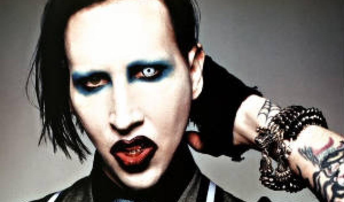 Ο Μarilyn Manson ψυχοπαθής δολοφόνος (έλα...)