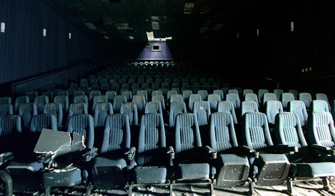 Η κατάρρευση του Ελληνικού Box Office...