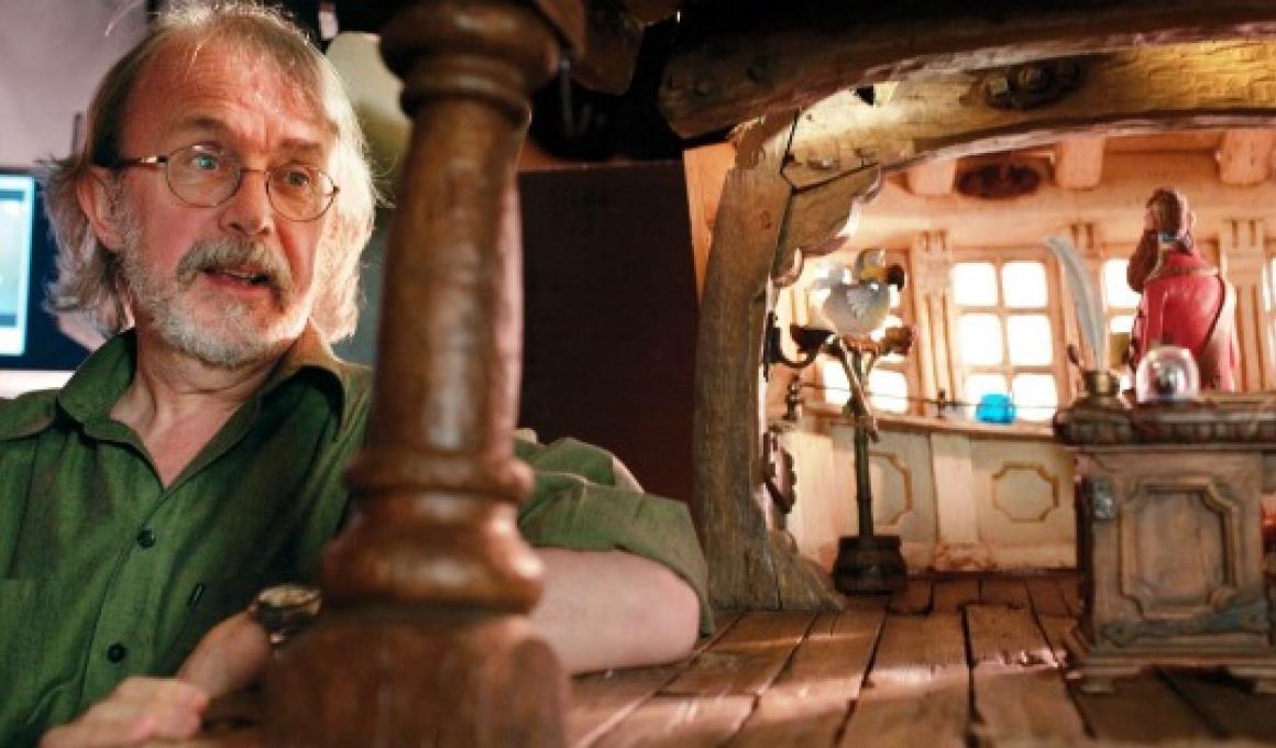 """Πίτερ Λορντ (Pirates!): Χρησιμοποιούμε τις τεχνικές animation των τελευταίων 50 ετών!"""""""