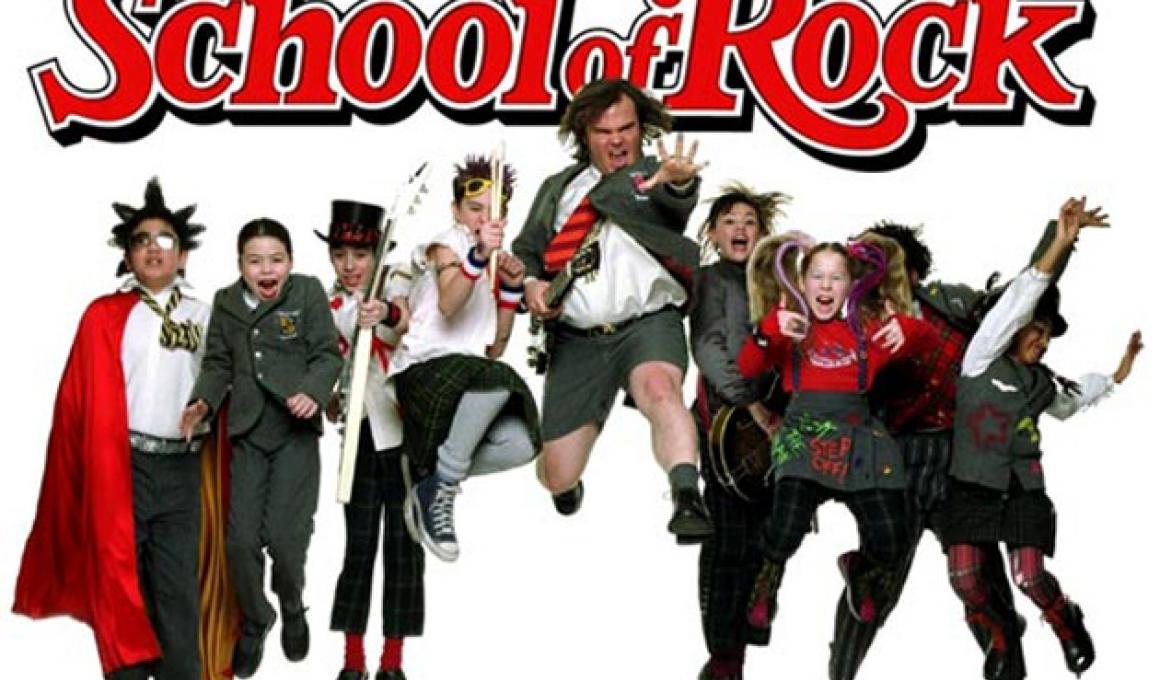 """Το """"School of rock"""" γίνεται τηλεοπτική σειρά"""