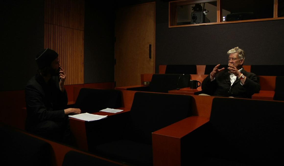 Ο Κιανού Ριβς μιλά με τους μεγάλους σκηνοθέτες