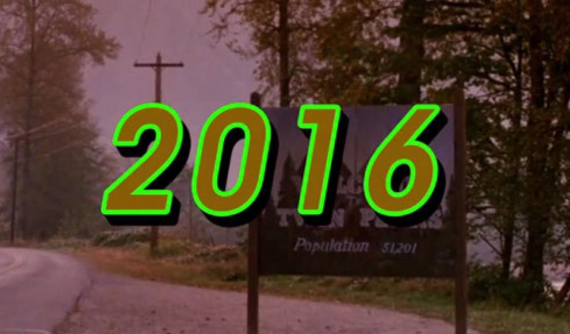 Stop the press: Twin Peaks is back!