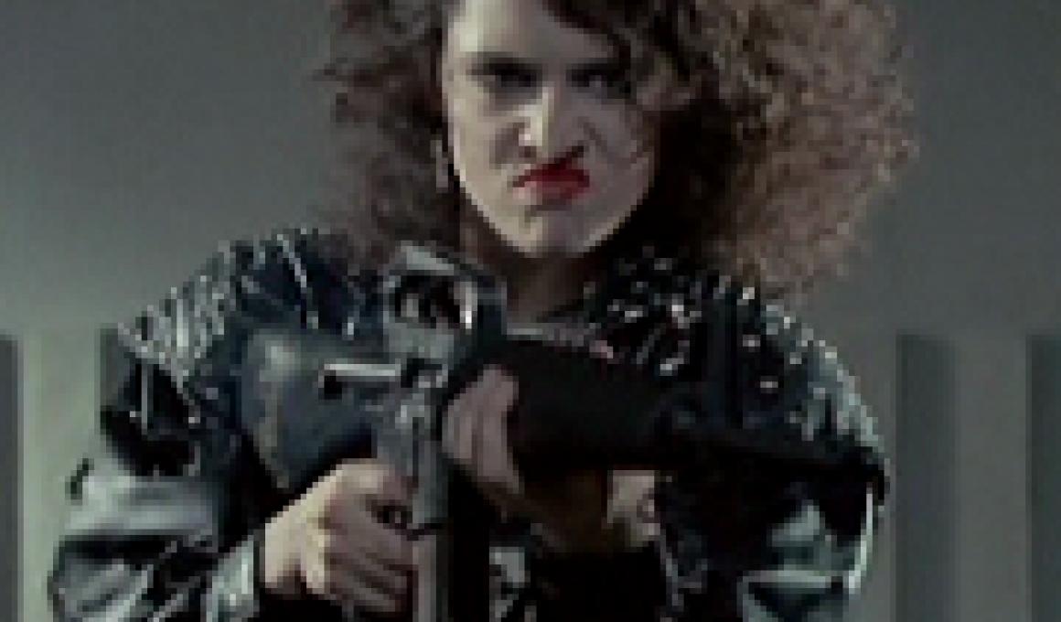 Lady Terminator aka Nasty Hunter