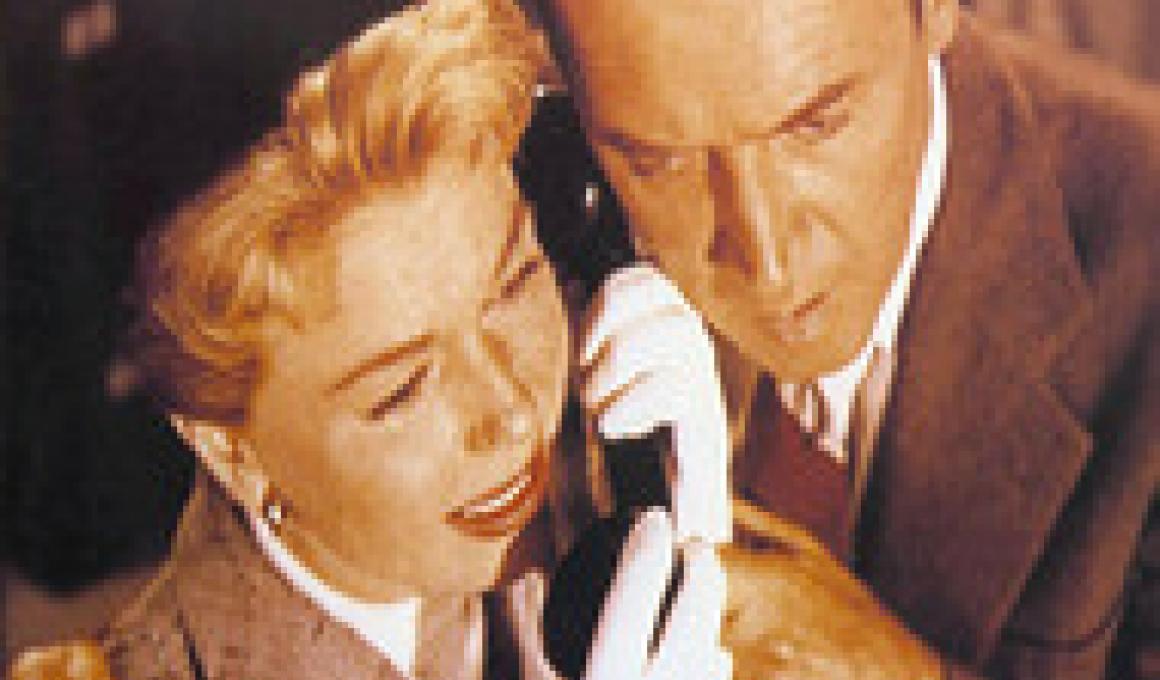Τhe man who knew too much (1956)