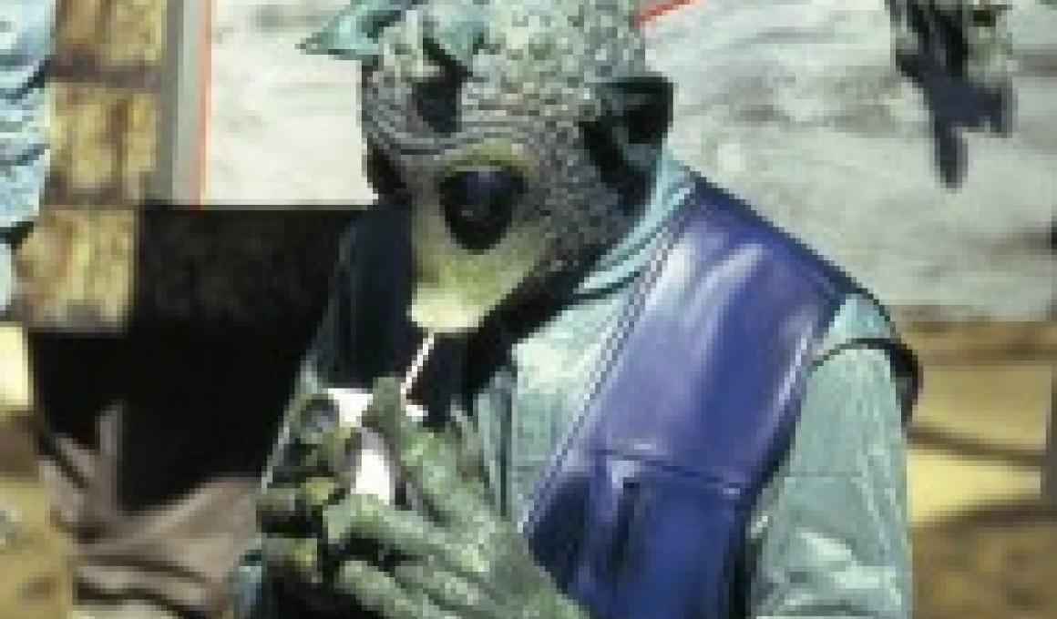 Star Wars episode I: the fantom menace 3D (1999)