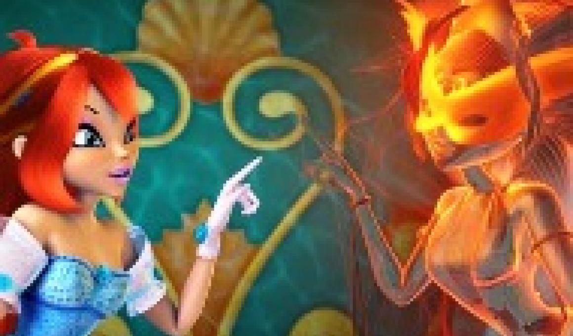Winx 3D: Magic Adventure
